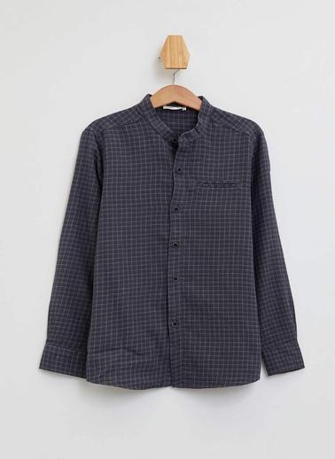 DeFacto Gömlek Antrasit